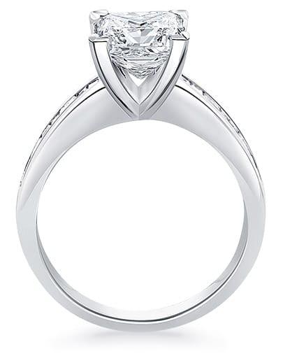 Sophia Engagement Ring - Profile