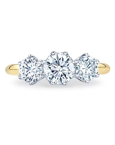 Grace Engagement Ring - Setting