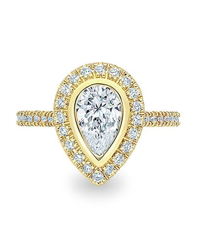 Coco Engagement Ring - Setting