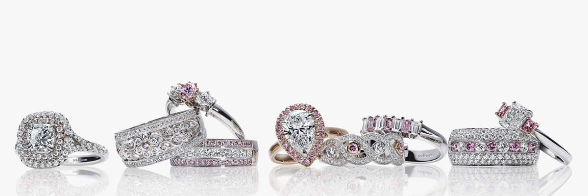 Argyle Pink Diamond Collection