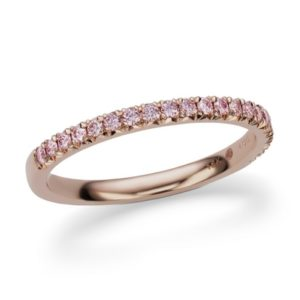 french pave pink band